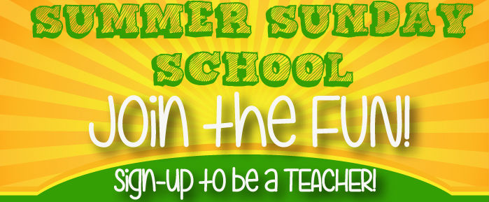 SummerSundaySchool